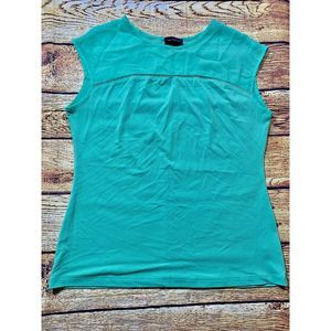 Women's Limited Blouse Size Small Green
